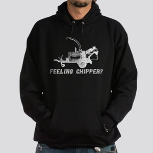 Feeling Chipper? Hoodie (dark)
