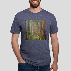 Gustav Klimt Pine Fores T-Shirt