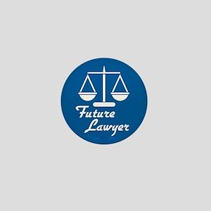 Future Lawyer Mini Button