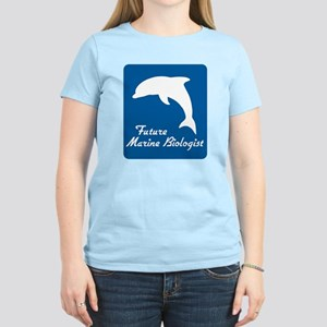 Future Marine Biologist Women's Light T-Shirt