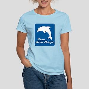 Future Marine Biologist Women's Light T-Shirt