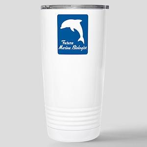 Future Marine Biologist Stainless Steel Travel Mug