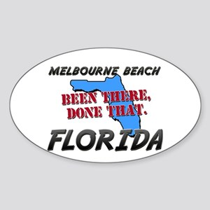 melbourne beach florida - been there, done that St