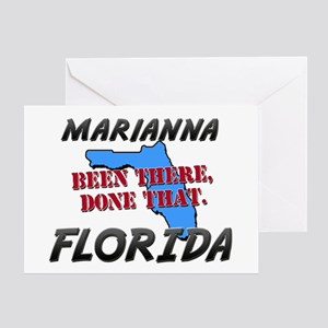 marianna florida - been there, done that Greeting