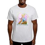Corgis & Secrets Light T-Shirt