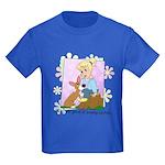 Corgis & Secrets Kids Dark T-Shirt