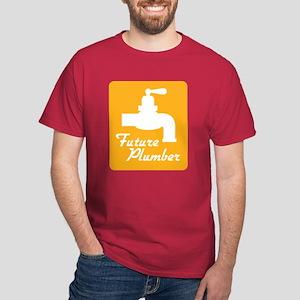 Future Plumber Dark T-Shirt