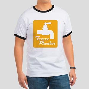 Future Plumber Ringer T