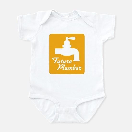 Future Plumber Infant Bodysuit