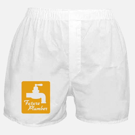 Future Plumber Boxer Shorts