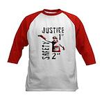 Justice/Safety Kids Baseball Jersey