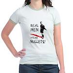 """""""Real Men"""" Ringer T-Shirt"""