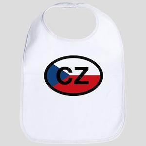 CZ Flag Bib