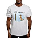 Corgi Lesson Light T-Shirt