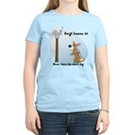 Corgi Lesson Women's Light T-Shirt