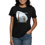 Corgi Lesson Women's Dark T-Shirt