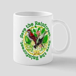 Save the Rainforest v2 Mug