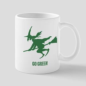 Go Green Wicked Witch Mug