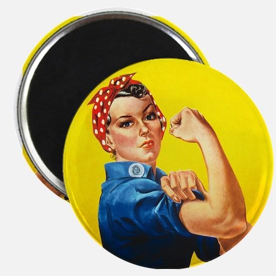 "Cute Feminism 2.25"" Magnet (10 pack)"