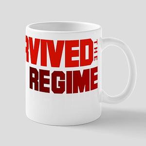 I Survived The Bush Regime Mug