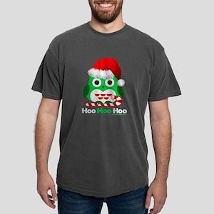Christmas Owl Hoo Hoo Hoo Women's Dark T-Shirt