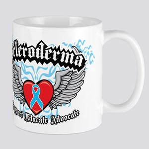 Scleroderma Wings Mug