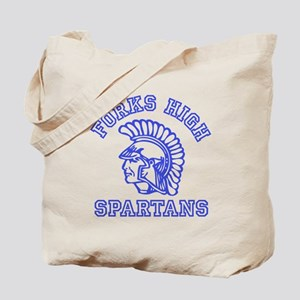 Forks High Spartans - Twilight Tote Bag