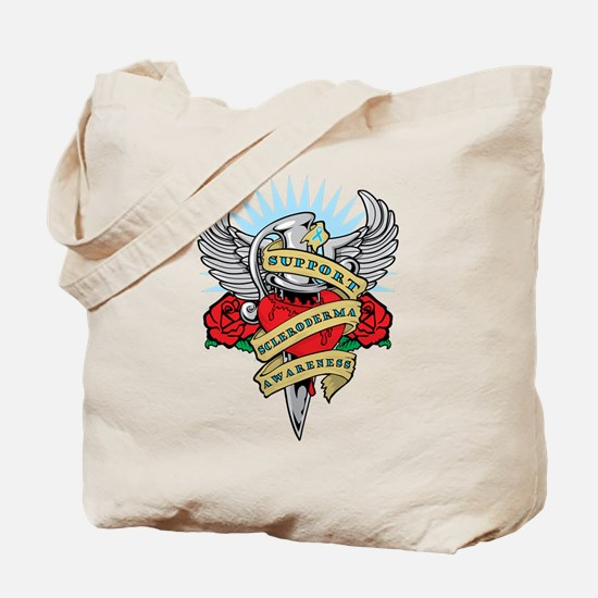 Scleroderma Dagger Tote Bag