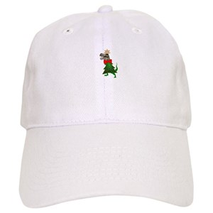 a63cc29d4e0 Christmas Themes Baseball Hats - CafePress