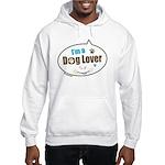 Dog Lover Hooded Sweatshirt