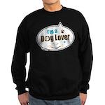 Dog Lover Sweatshirt (dark)