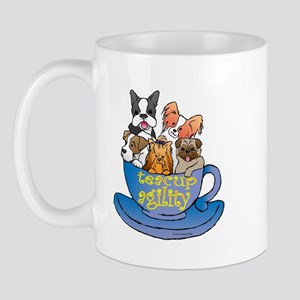 Teacup Agility Mug