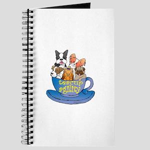 Teacup Agility Journal