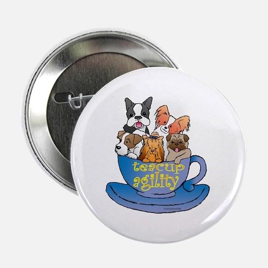 """Teacup Agility 2.25"""" Button"""