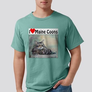 I love Maine Coons T-Shirt