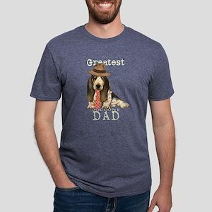 Basset Dad T-Shirt