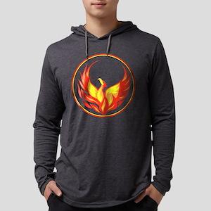 PhonixBlack1 Long Sleeve T-Shirt