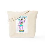 SABRA DOG(Made in Israel) Tote Bag