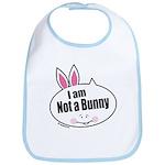 Not a Bunny Funny Bib