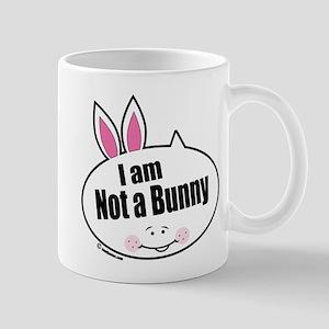 Not a Bunny Funny Mug