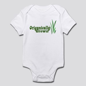 Organically Grown Infant Bodysuit