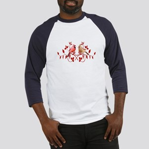 Love Birds Baseball Jersey