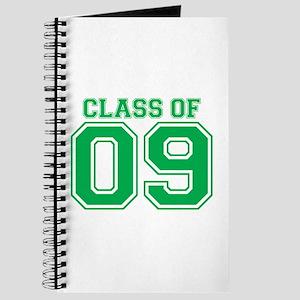 Class Of 09 (Green Varsity) Journal