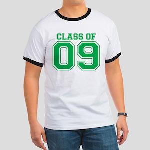Class Of 09 (Green Varsity) Ringer T