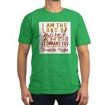 Lord of Misrule/Twelfth Night Men's Fitted T-Shirt