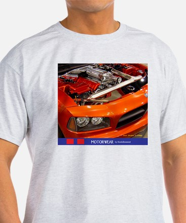 Supercharged Charger T-Shirt