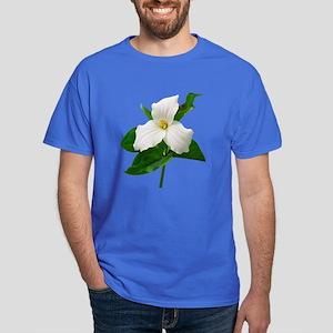 Trillium on Dark T-Shirt