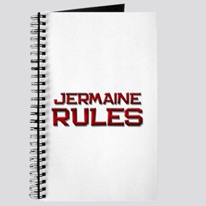 jermaine rules Journal
