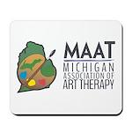 MAAT logo Mousepad
