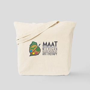 MAAT logo Tote Bag